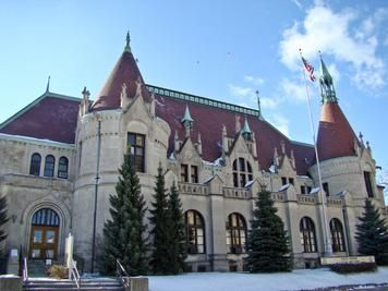 Castle Museum, Saginaw Michigan. - this is a lovely building and one of Saginaw's treasures