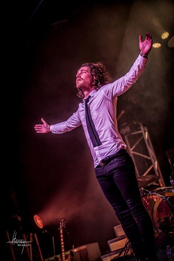 [Live] Julien Doré | Album photo | SMAC Paloma