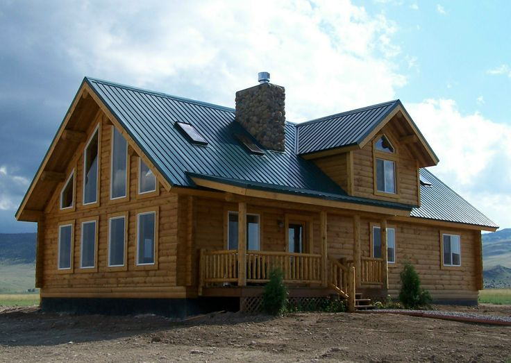 1000 images about cool stuff on pinterest metal barn for Log pole barn