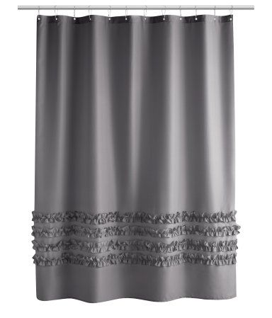 H&M Shower Curtain $19.95