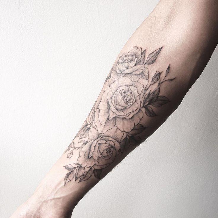 simple forearm tattoos