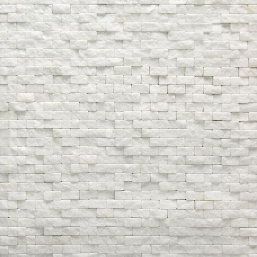 Mosaics wall tiles and natural on pinterest for Textured backsplash