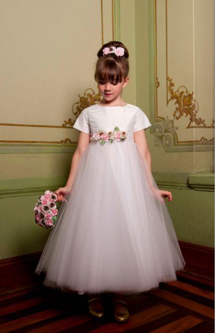 Fashion Good: Vestidos para Daminhas de Honra 2012