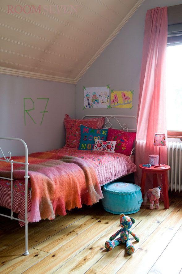 Room Seven bedding
