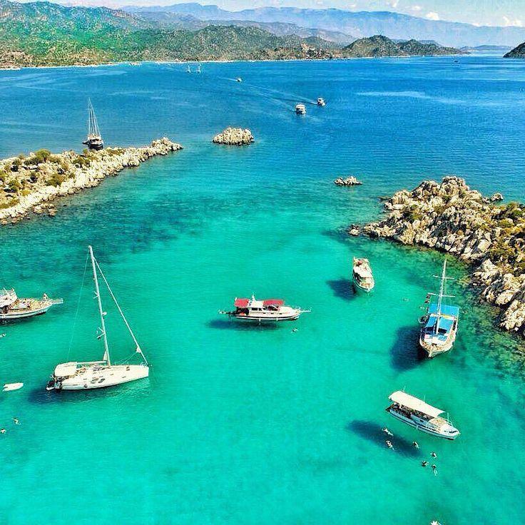 Kekova Island Sunken City