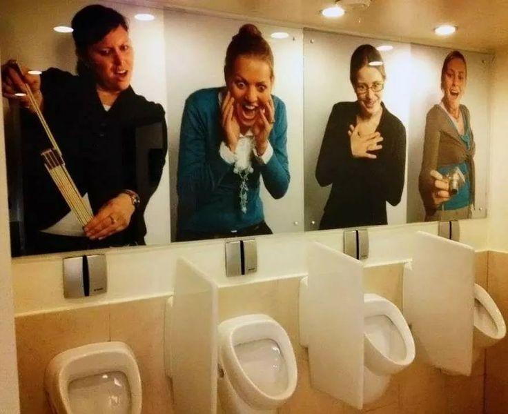 Men's toilet