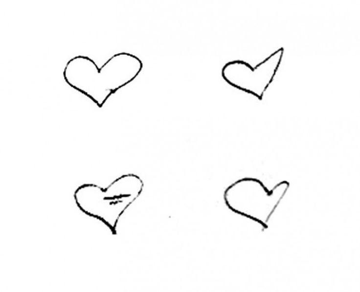 dibujos de un corazon- significado