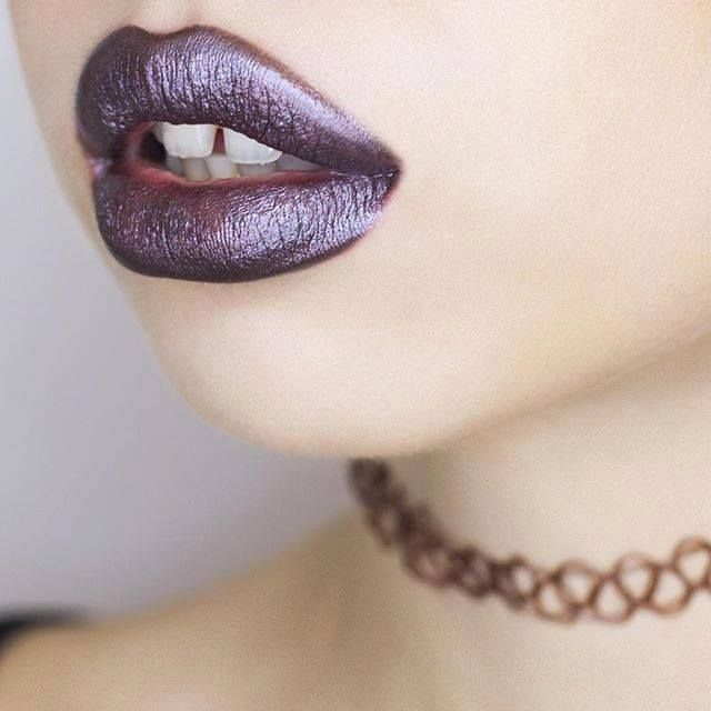 ASPHALT Perlees by Lime Crime. XOXO