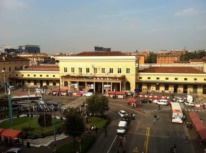Stazione Bologna Centrale in Bologna, Emilia-Romagna