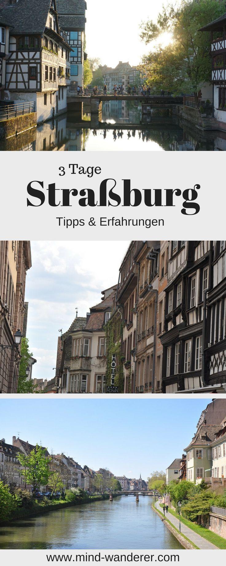 3 Tage Straßburg – Tipps und Empfehlungen