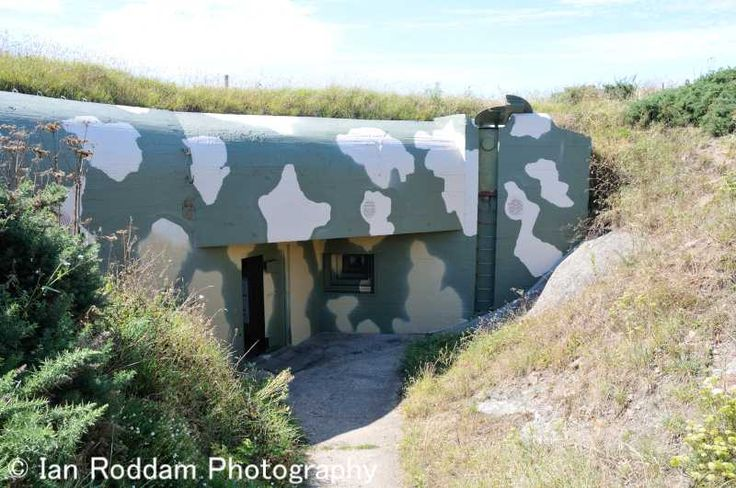 german beach defences d-day