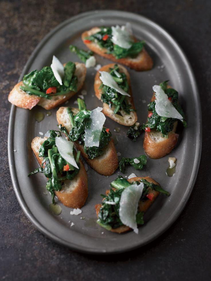 Recipe Roundup: Creative Crostini   food & drink   Pinterest ...