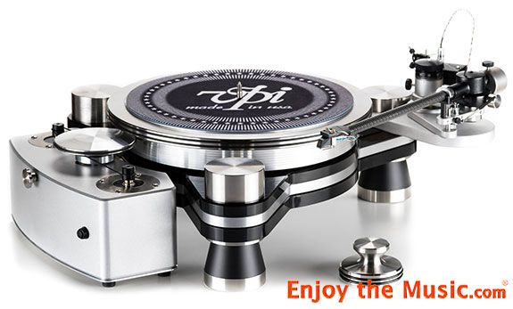 VPI To Showcase Their New Avenger Plus Turntable At CES 2017