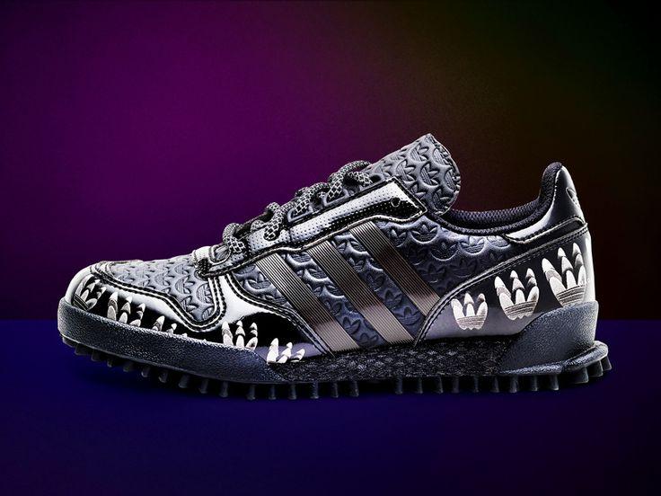 The Shoe: Mary Katrantzou for adidas Originals
