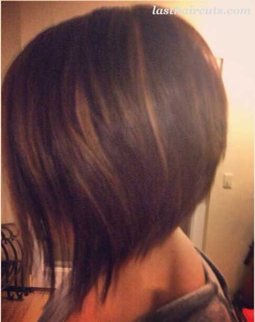 Stylish Inverted Bob Hairstyles of All Time  #BobHaircuts