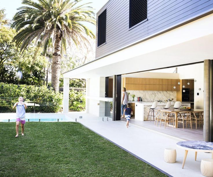 A collection of the best backyards to inspire you to make the most of your outdoor space.
