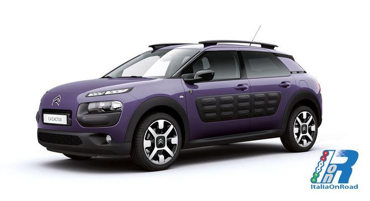 Citroën C4 Cactus Ciesse Piumini: Unconventional Style http://www.italiaonroad.it/2016/02/19/citroen-c4-cactus-ciesse-piumini-unconventional-style/