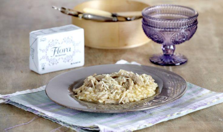 Δες τον εύκολο τρόπο για να φτιάξεις Ριζότο alla milanese με μοσχαράκι γάλακτος τώρα!