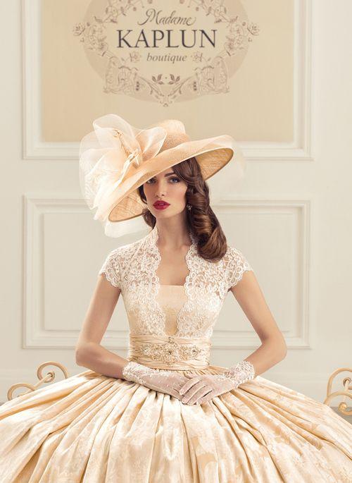 Tatiana Kaplun Haute couture Bridal Collection 2014