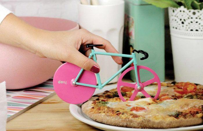 【楽天市場】FIXIE PIZZA CUTTER フィクシー ピザカッター doiy ドゥ アイ ワイ ピスト フィックスバイク 自転車ピザカッター 【あす楽対応_東海】:PLAY DESIGN PLAY