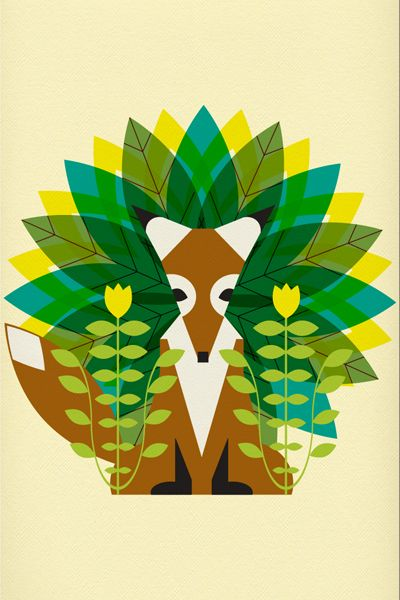 Jungle Fox, Patrick Hruby