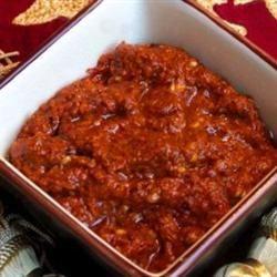 Harissa tunisienne maison @ http://allrecipes.fr
