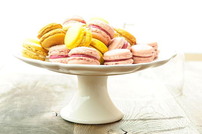 Макаронс: потрясающие сочетания вкусов