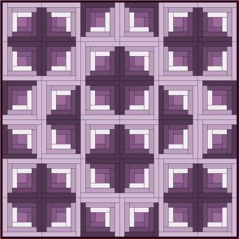 Best 25+ Log cabin quilts ideas on Pinterest | Patchwork patterns ... : log cabin quilt design layouts - Adamdwight.com