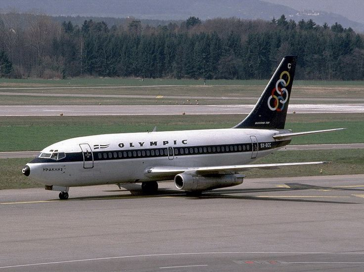 Olympic Airways B 737-284 (Hercules)  [SX-BCC]