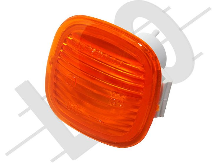 Amber Side Marker Light Left Right for Audi A3 Skoda Fabia Seat Cordoba 1994 | eBay