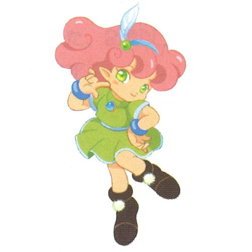 Windy and Neris from Panel De Pon!Follow TheVideoGameArtArchive on Tumblr for awesome video game artwork old and new! Like what we do? Support us on Patreon!