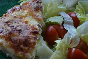Leek gratin food combining recipe  haydiet.uk