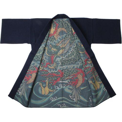 9205-606 TORAICHI(Japan) Sashiko Hanten