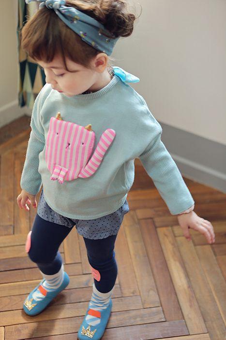 Annika Cococharo Knit Top (2C)