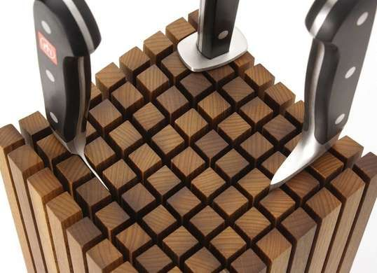 Cool Wusthof knife block