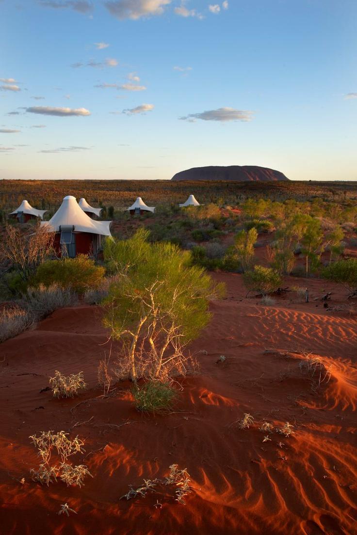 Resorts del mundo: Longitude 131º (Uluru, Australia)