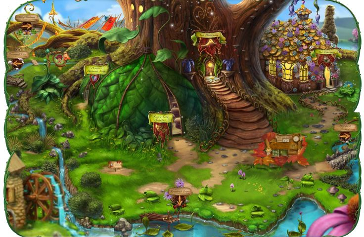 pictures of the faries of pixie hollow | Pixie Hollow Events: Pixie Hollow Games