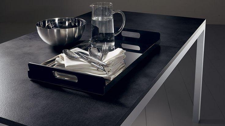 Speedy table. #Scavolini