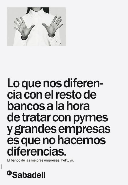 Descubre los valores de Banco Sabadell:  sab.to/OwY0XL
