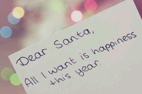 For Santa♥ , from me :)