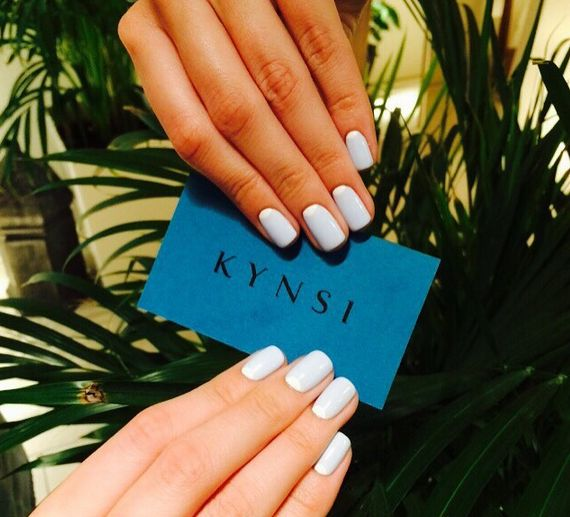 Gorgeous nails by Kynsi Salon, LYCON users in Russia! #Nails #Beauty #LYCON