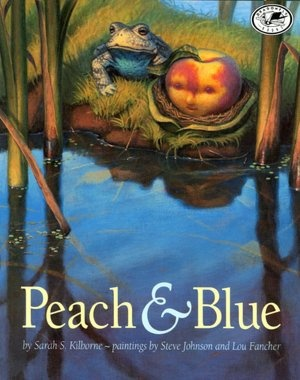 Peach and Blue  - a wonderful picture book about friendship for all ages