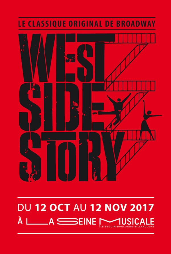 West Side Story est certainement la comédie musicale la plus populaire de Broadway.  Réservez sans plus attendre votre place !