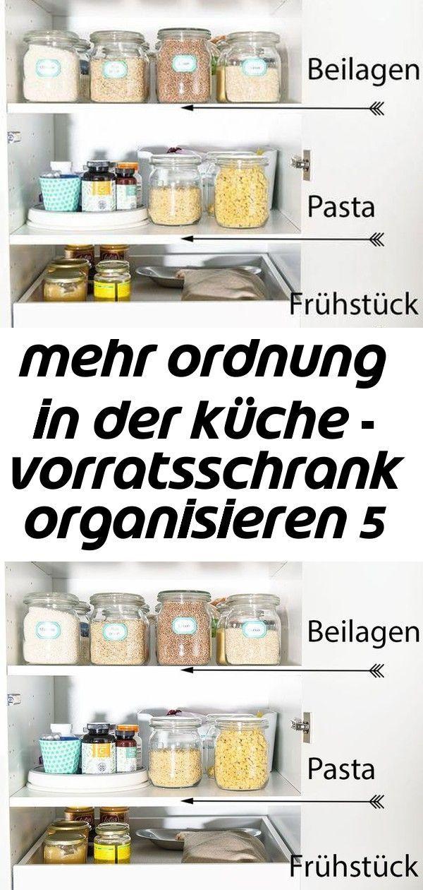 Endlich Ordnung In Der Kuche Vorratsschrank Aufraumen Kuchenschranke Organisieren Relleomein De Kitchenorgan Vorratsschrank Ordnung In Der Kuche Schrank
