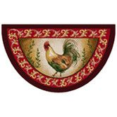 Found it at Wayfair - Prancing Rooster Kitchen Novelty Rug