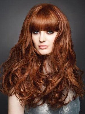 Long Capless Modern Wavy Synthetic Wig - Image 1
