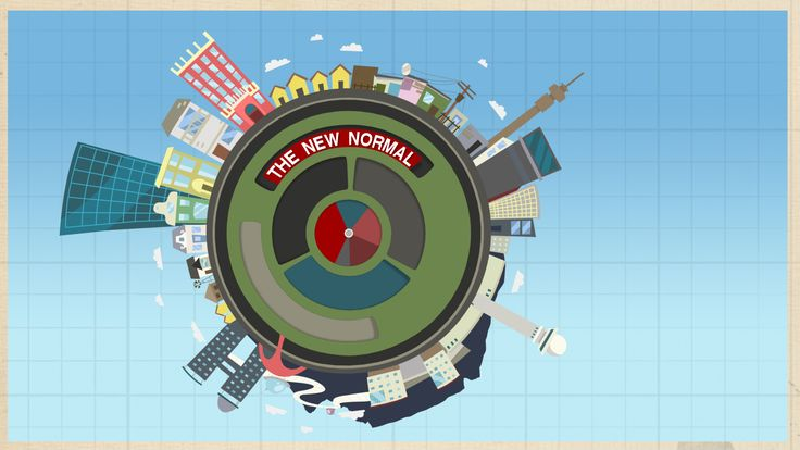 The New Normal World... An animated explainer about the future of our world