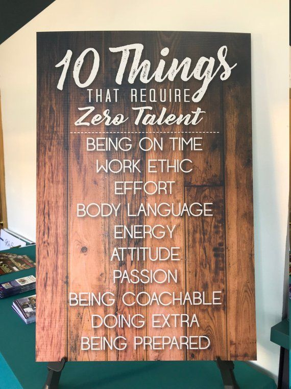 10 Things That Require Zero Talent Office Wall Hanging Wood