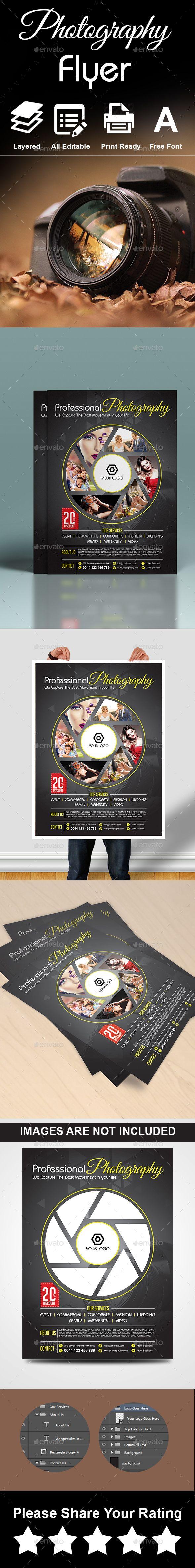 Mejores 171 imágenes de Flyer Templates en Pinterest | Plantilla de ...