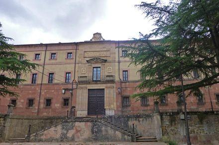 Palacio Episcopal, Antigua Universidad de Sigüenza, Guadalajara, España